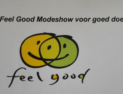 Feel Good Modeshow voor het goede doel